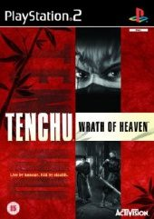Tenchu: Wrath of Heaven PAL (Europe) front boxshot