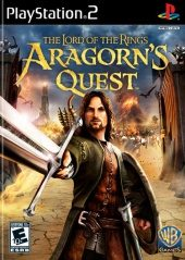 Box shot of The Lord of the Rings: Aragorn's Quest  [North America]