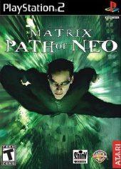 Box shot of The Matrix: Path of Neo [North America]