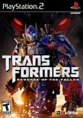 Box shot of Transformers: Revenge of the Fallen [North America]