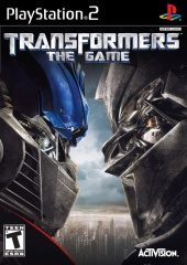 Box shot of Transformers: The Game [North America]