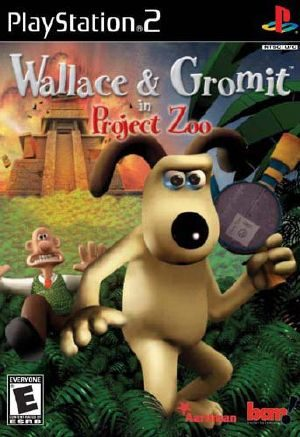 Wallace & Gromit - PS2 - NTSC-U (North America)