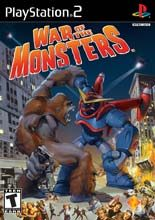 Box shot of War of the Monsters [North America]
