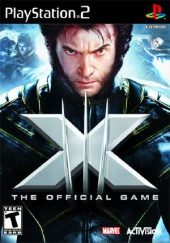 Box shot of X-Men: The Official Game [North America]