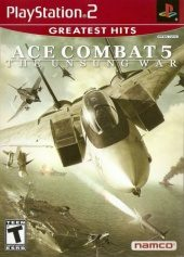 Box shot of Ace Combat 5: The Unsung War [North America]