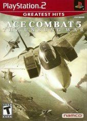 Box shot of Ace Combat 5: The Unsung War [North America]