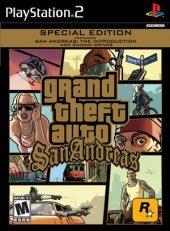Box shot of Grand Theft Auto: San Andreas Special Edition [North America]