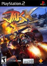 Box shot of Jak X: Combat Racing [North America]