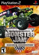 Box shot of Monster Jam Maximum Destruction [North America]