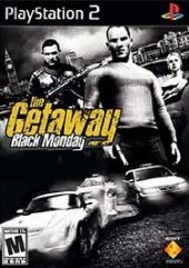 Box shot of The Getaway: Black Monday [North America]