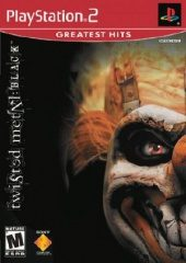 Box shot of Twisted Metal: Black [North America]