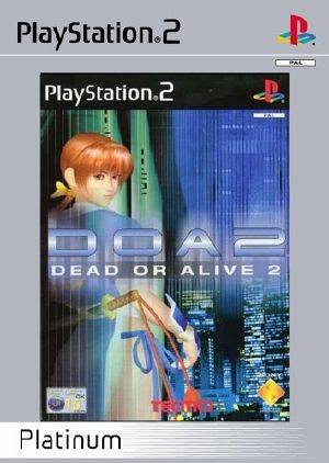 Dead Or Alive 2: Hardcore - PS2 - NTSC-U (North America)