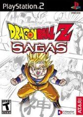 Box shot of Dragon Ball Z: Sagas [North America]