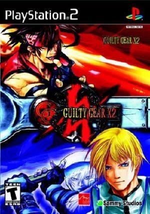Guilty Gear X2 - PS2 - NTSC-U (North America)