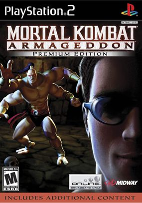 Mortal Kombat: Armageddon - PS2 - NTSC-U (North America)