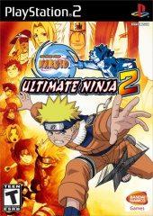 Box shot of Naruto: Ultimate Ninja 2 [North America]
