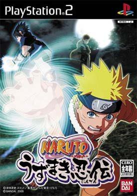 Naruto: Uzumaki Chronicles - PS2 - NTSC-J (Japan)