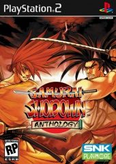 Box shot of Samurai Shodown Anthology [North America]