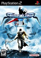 Box shot of Soul Calibur III [North America]