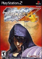 Box shot of Tekken 4 [North America]