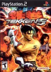 Box shot of Tekken 5 [North America]