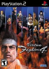 Box shot of Virtua Fighter 4 [North America]