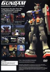 Mobile Suit Gundam: Journey to Jaburo NTSC-U (North America) back cover box shot