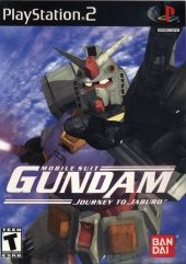 Mobile Suit Gundam: Journey to Jaburo NTSC-U (North America) front boxshot