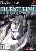 Box shot of Silent Line: Armored Core [North America]