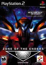 Box shot of Zone of the Enders [North America]