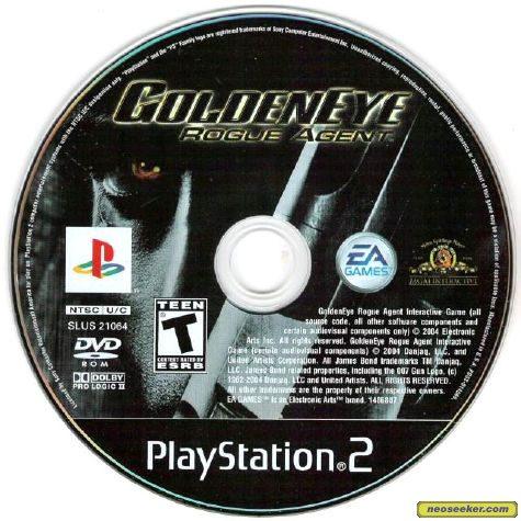 Goldeneye Rogue Agent Ps2 Cheats
