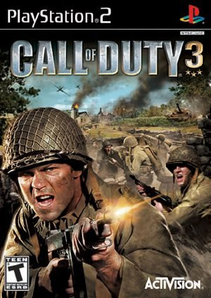call of duty 3 ps2. Call of Duty 3 - PS2 - NTSC-U