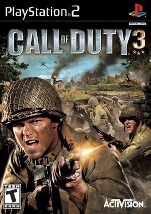 Call of Duty 3 - PS2 - NTSC-U (North America)