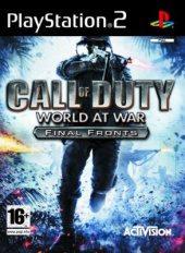 Box shot of Call of Duty: World at War [Europe]