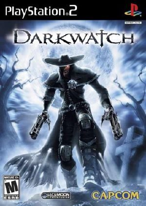 Darkwatch: Curse of the West - PS2 - NTSC-U (North America)