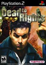 Box shot of Dead to Rights [North America]