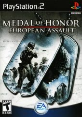 Box shot of Medal of Honor: European Assault [North Amer