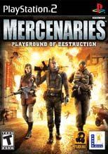 Box shot of Mercenaries [North America]