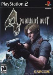 Box shot of Resident Evil 4 [North America]