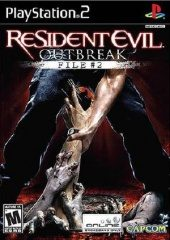 Box shot of Resident Evil: Outbreak File #2 [North America]