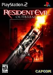 Box shot of Resident Evil: Outbreak [North America]