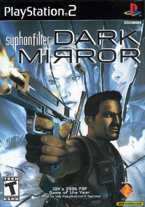 Syphon Filter: Dark Mirror - PS2 - NTSC-U (North America)