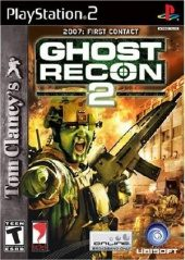 Box shot of Tom Clancy's Ghost Recon 2 [North America]
