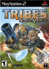 Box shot of Tribes: Aerial Assault [North America]