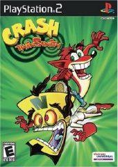 Box shot of Crash Twinsanity [North America]