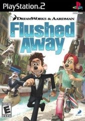 Box shot of Flushed Away [North America]