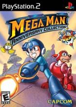 Mega Man Anniversary Collection - PS2 - NTSC-U (North America)