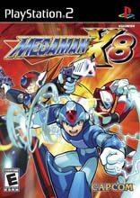 Box shot of Mega Man X8 [North America]