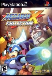 Box shot of Mega Man X Collection [North America]