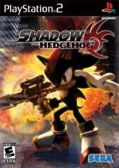 Box shot of Shadow the Hedgehog [North America]